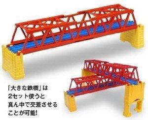 amazon プラレール J-04 大きな鉄橋