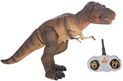 Smithsonian RC T.Rex Radio Controlled Animated Action Dinosaur (Dinosaur Robots compare prices)