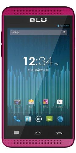 BLU Dash Music 4.0 D272a Unlocked Dual SIM Phone