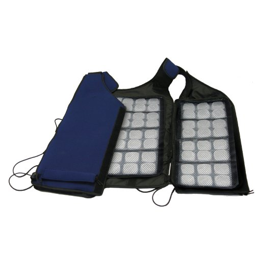 Flexi Freeze Ice Vest, Navy front-623714