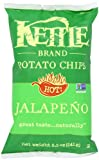 Kettle Brand Jalapeno Chip, 8.5-ounces (Pack of 6)