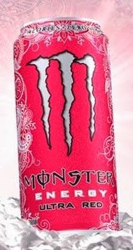 Monster Energy Drink, Ultra Red, 16 Ounce Cans (Pack of 24) (Monster Energy Red compare prices)