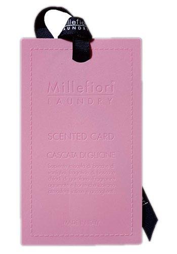 Millefiori センテッドカード ウィステリア CARDーAー003