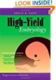 High-Yield(TM) Embryology (High-Yield  Series)