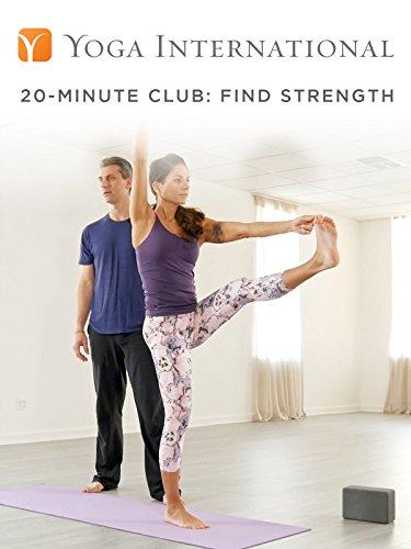20-Minute Club: Find Strength
