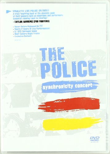 Synchronicity Concert [DVD]