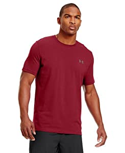 Under Armour Men's Charged Cotton® T-Shirt Extra Extra Large Crimson