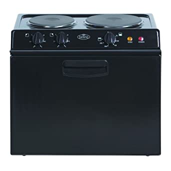 belling 121r table top electric single oven hob grill. Black Bedroom Furniture Sets. Home Design Ideas