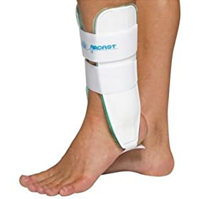 Aircast Air-Stirrup Standard Ankle Brace, Left by Aircast