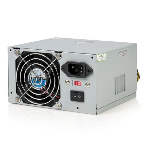 StarTech.com 350 Watt ATX12V 2.01 Computer PC Power Supply with 20 & 24 Pin Connector ATX 350 ATX2POWER350 (350w Power Supply compare prices)