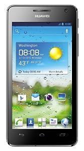 Huawei Ascend G615 - Móvil libre color negro [Importado de Alemania]