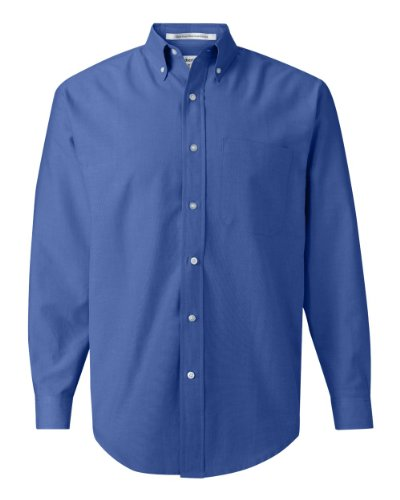 Featherlite Long Sleeve Oxford Shirt