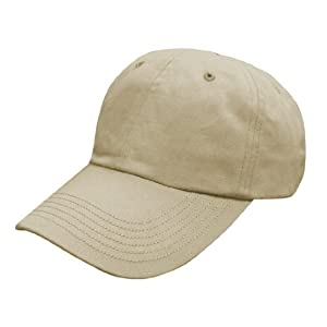 Condor Adjustable Tactical Team Unisex Baseball Cap Combat Patrol Hat Coyote Tan from Condor