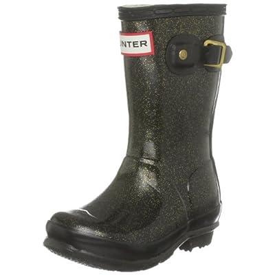 Hunter Original Glitter Kids Wellington Boots