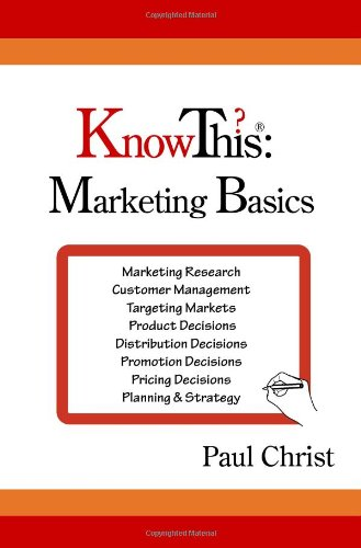 KnowThis: Marketing Basics