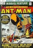 "Marvel Feature Presents ""The Astonishing Ant-Man"" (Comic #4) July 1972"