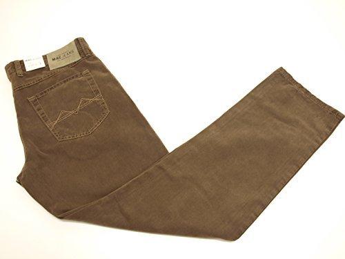 MAC Herren Jeans Hose Arne Leather Touch Gabardine 0781L050100 253, Größe:W42/L34;Color MAC Herren:candy pink