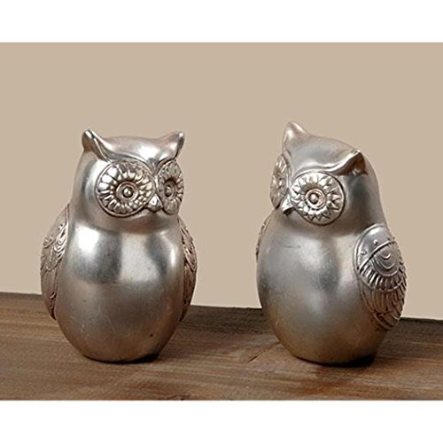 hibou-argent-statue-sculpture-decoration-tinas-collection-das-etwas-andere-design