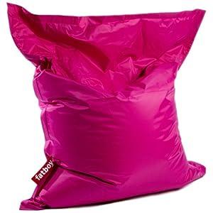 g nstig kaufen fatboy sitzsack original pink. Black Bedroom Furniture Sets. Home Design Ideas