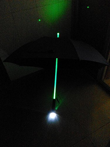 ZHOL® Cool Blade Runner Light LED Flash Umbrella Night Protection Gift