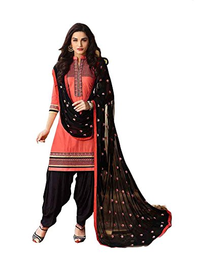 New Arrival Women's Unstitched Designer Patiala Suits _SF663