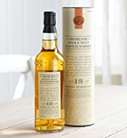Highland 12 Year Old Single Malt Whisky - Single Bottle