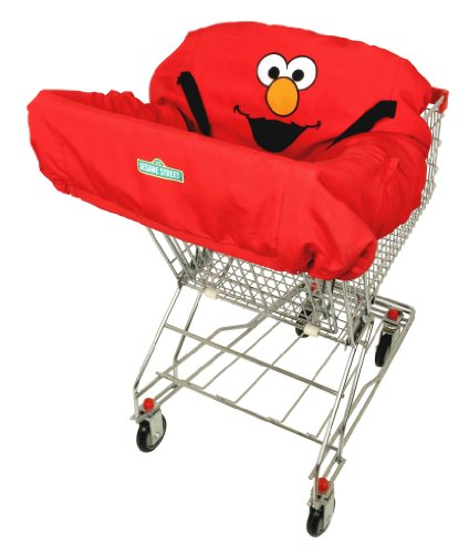 cover grocery cart adult