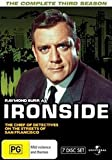 IRONSIDE - THE COMPLETE THIRD SERIES (7DVDS) (PAL) (REGION 4)
