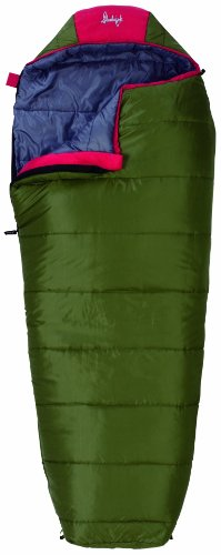 Slumberjack Big Scout 30 Degree Youth Synthetic Sleeping Bag