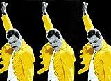 Imagenation Queen - Freddie Mercury 3 - Framed Canvas Art Print : Size - 25CM X 34CM X 3CM DEPTH / 10