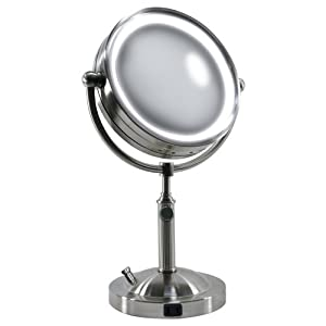 Verilux True Color Adjustable Illuminated Mirror