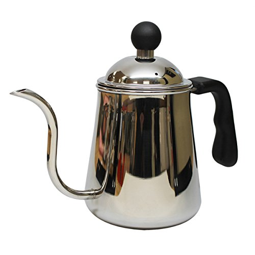 Pour Over Stainless Steel Gooseneck Kettle (Ellipse Tea Kettle compare prices)