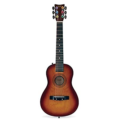 First Act FG3901 Acoustic Guitar, Red with Stars