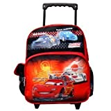 Cars Toddler Rolling Backpack - Disney Cars Wheeled Backpack