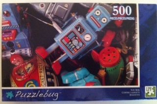 Toy Box Puzzle (500 pieces)