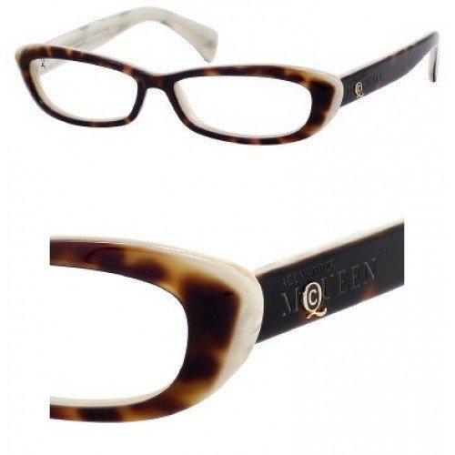 Alexander McQueenAlexander Mcqueen 4181 Eyeglasses Color 0TWX 00