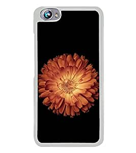 Beautiful Flower 2D Hard Polycarbonate Designer Back Case Cover for Micromax Canvas Fire 4 A107