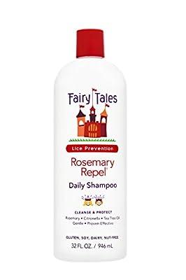 Fairy Tales Rosemary Repel Daily Kid Shampoo