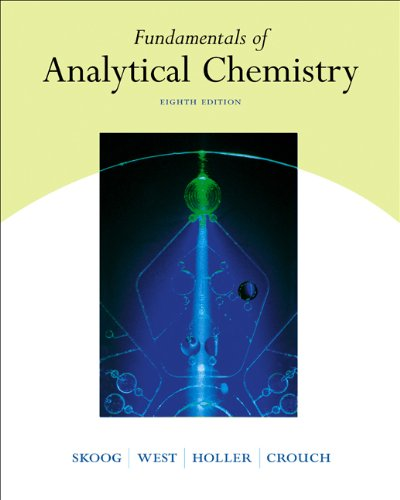Fundamentals of Analytical Chemistry (with CD-ROM and...