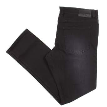 RUDE Black Wash Super Skinny Fit Denim Jeans Size : 34