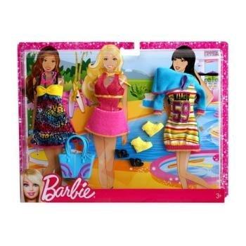 Great Fashionistas Barbie Dress Kit Version 2