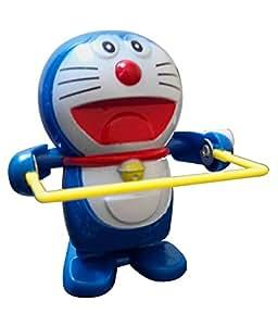 Topvera Blue Plastic Doremon Toy