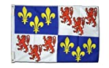 Drapeau France Picardie - 60 x 90 cm...