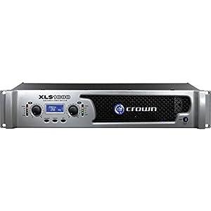 Crown Power Amplifier Amazon : crown xls1000 power amplifier musical instruments ~ Vivirlamusica.com Haus und Dekorationen