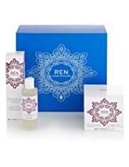 REN Luxury Rose Gift Set