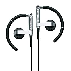 Bang and Olufsen A8 Earhook Headphone with Mic (Aluminium with Black)