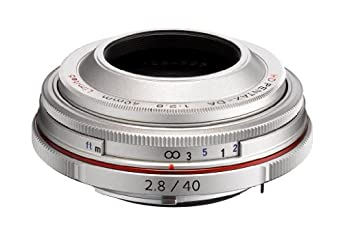PENTAX HD PENTAX-DA40mmF2.8 Limited シルバー