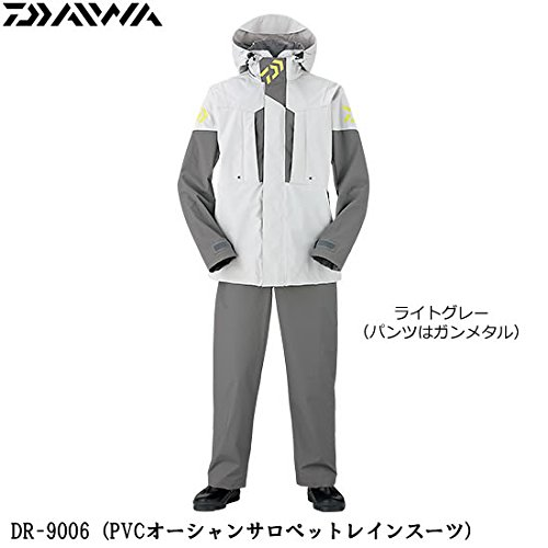 (ダイワ) PVCオーシャンサロペットレインスーツ