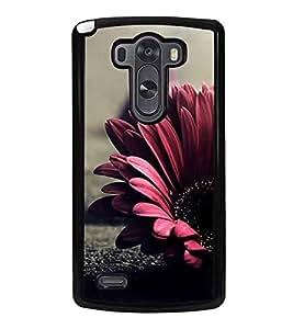 Flower 2D Hard Polycarbonate Designer Back Case Cover for LG G3 :: LG G3 Dual LTE :: LG G3 D855 D850 D851 D852