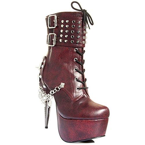 Womens-Hades-Artemis-Platform-Lace-Up-Boot-Burgundy